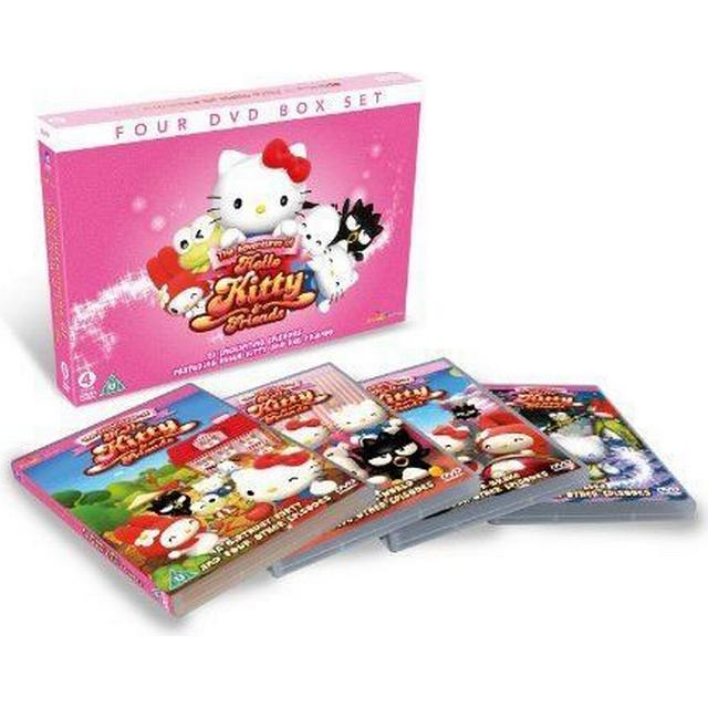 Hello Kitty & Friends - The Adventures Of [DVD]